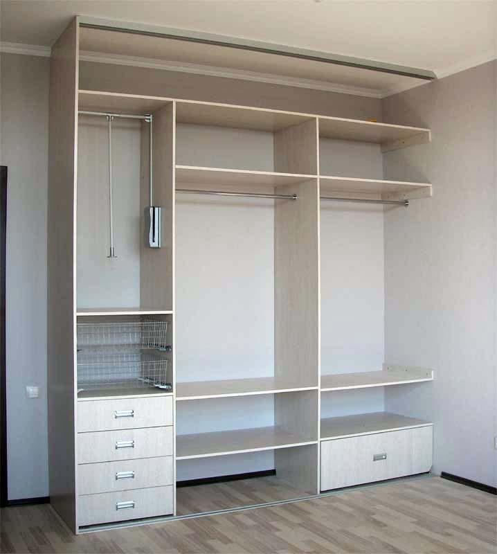 Как сделать мебель шкаф купе