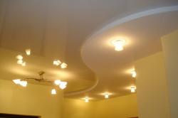 Двухуровневый потолок своими руками.