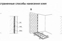 Способы выравнивания стен гипсокартоном