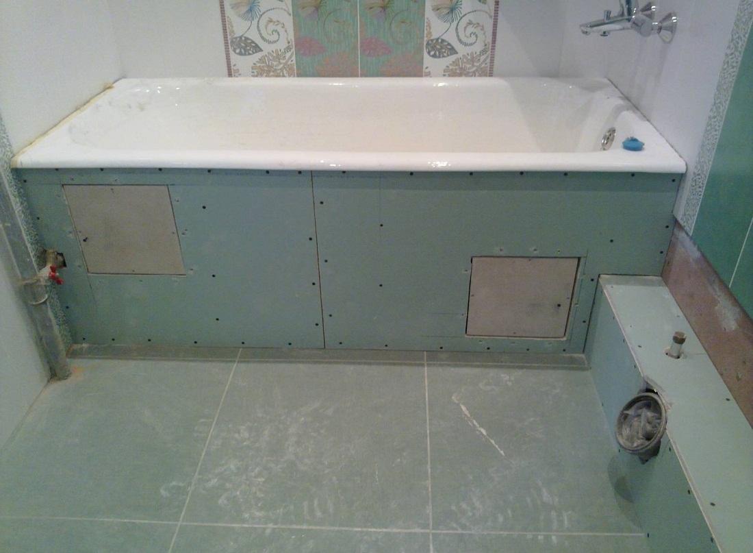 Конструкция ванны своими руками фото 19
