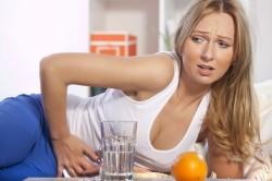 Отсутствие аппетита при поносе