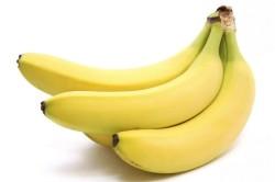 Употребление бананов как причина слизи в кале