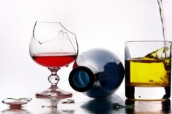 Злоупотребление алкоголем - причина язвенного колита