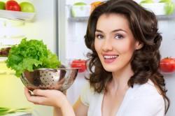 Соблюдение диеты накануне процедуры
