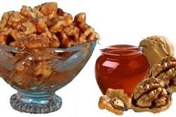 Грецкие орехи для лечения диареи
