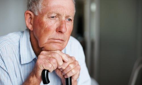 Проблема запоров у пожилых людей