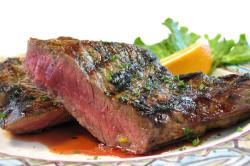 Жирная пища - причина вздутия живота