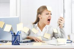 Стресс - причина диареи