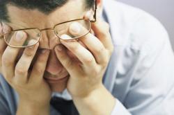 Ухудшение зрения при болезни Крона
